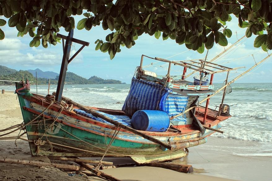 koh chang boat