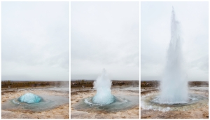 strokkurcollage