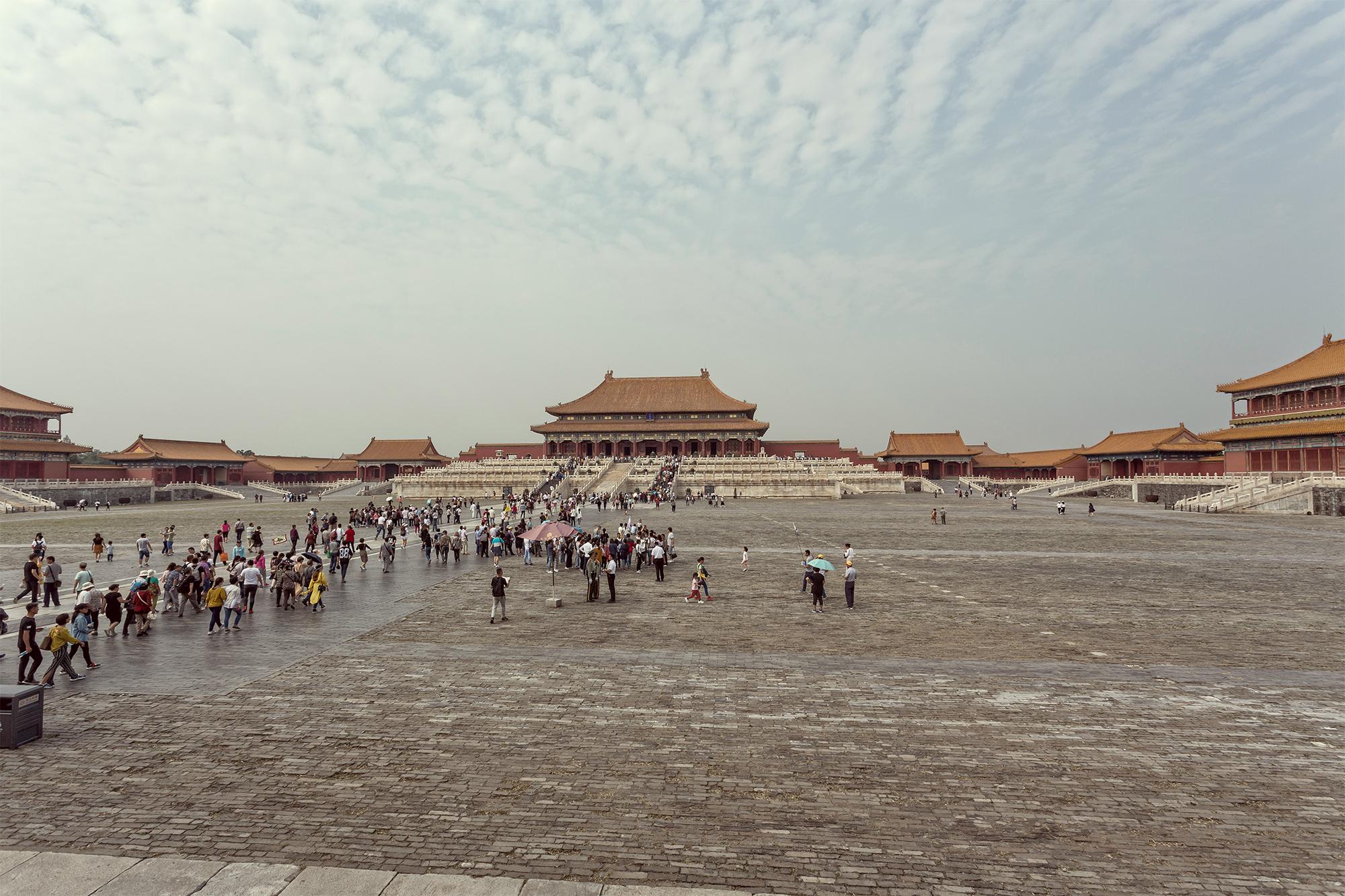 Beijing – the Forbidden City